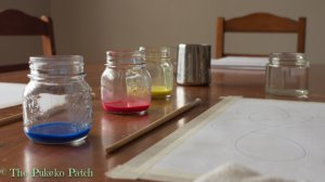 Watercolour Provocation