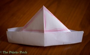 Origami Hat