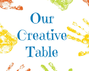 Our Creative Table rectangle