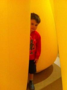 The Giant Yellow Maze