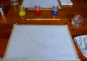 Watercolour Provocation 2