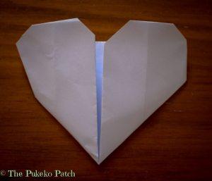 Origami Heart-2